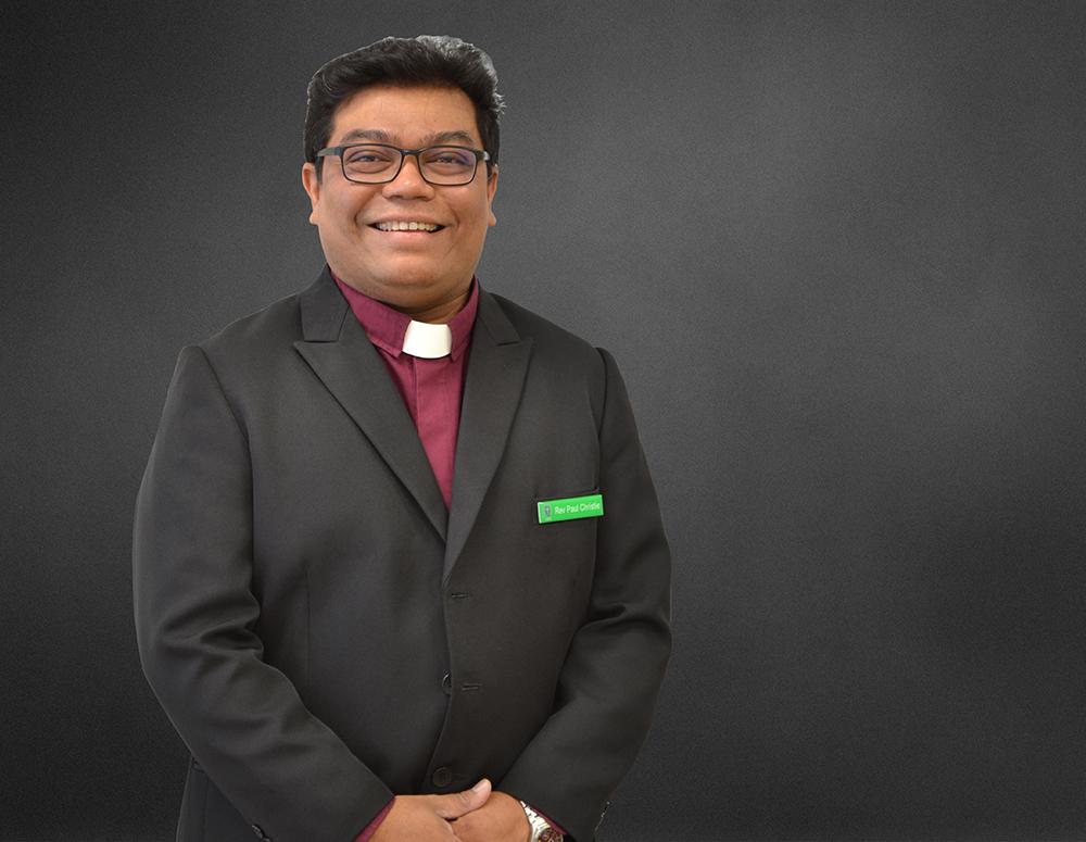 Rev. Paul Christie