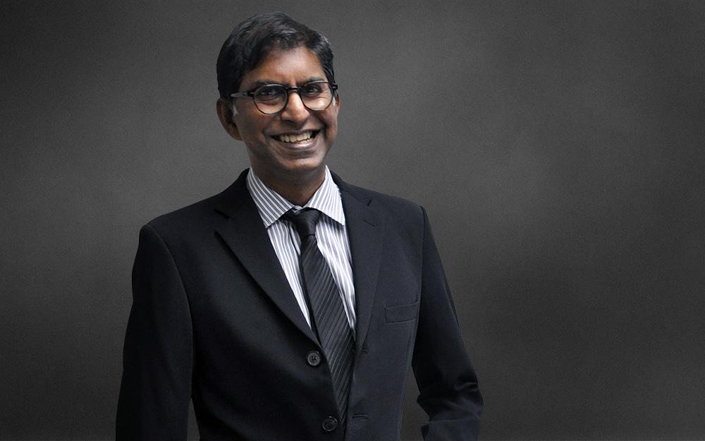 Dr Surendran Thuraisingham